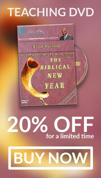 The Biblical New Year teaching
