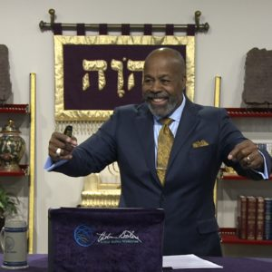 Learn the true Grace definition from Messianic Hebrew Roots Apostle Arthur Bailey